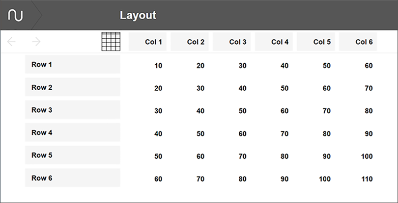 Numerable layout1
